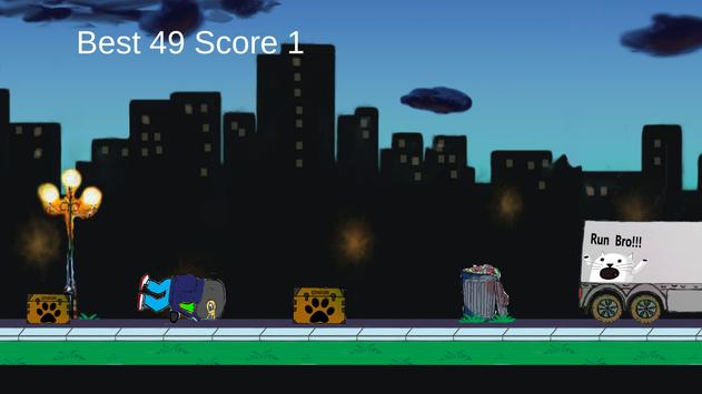 Jack-Runner screenshot 3