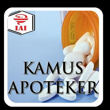 Kamus Apoteker poster