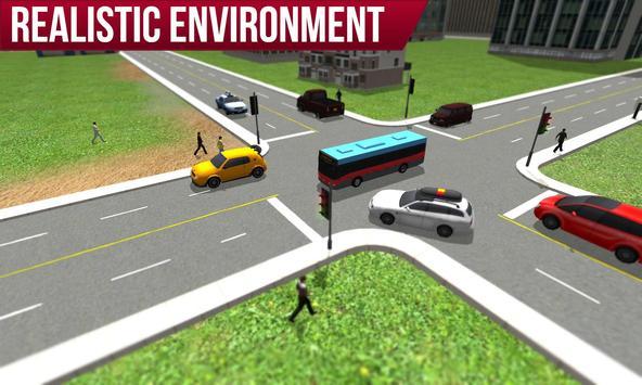 Public Coach Bus Drive Go apk screenshot