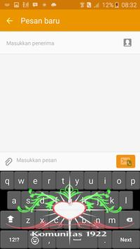 PSHT Indonesia keyboard emoji screenshot 7
