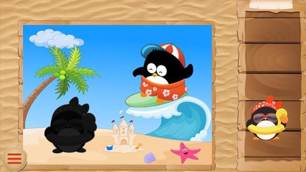 Stickers Funny Penguins apk screenshot