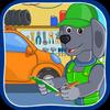 Puppy: Serviço de carro ícone