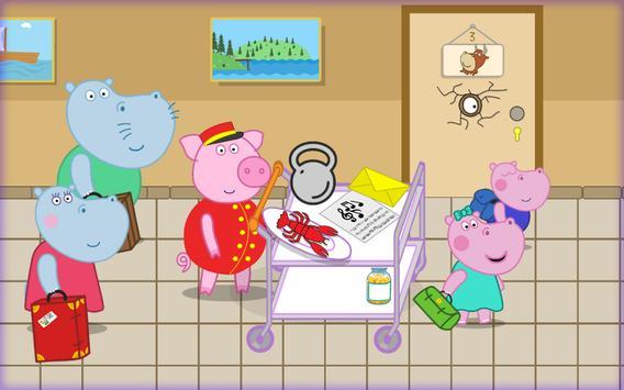 Hippo Praia Adventures apk screenshot