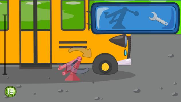 Kids School Bus Adventure screenshot 14
