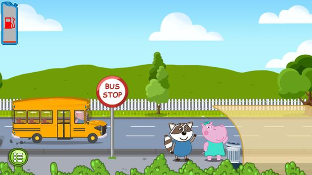 Kids School Bus Adventure screenshot 10