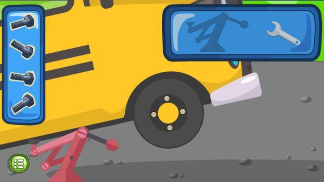 Kids School Bus Adventure apk screenshot