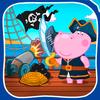海盗游戏的孩子 图标