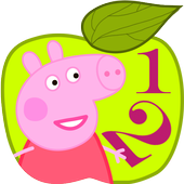 Peppa Learning mini-games icon