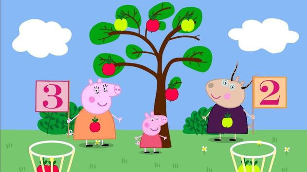 Peppa Learning mini-games poster