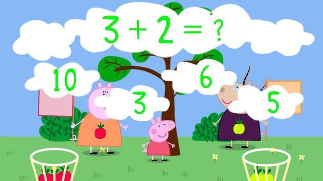 Peppa Learning mini-games screenshot 1