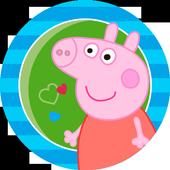 Peppa Pig kids Puzzles ícone