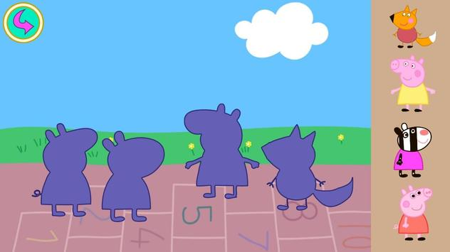 ... Peppa Pig kids Puzzles apk imagem de tela ...
