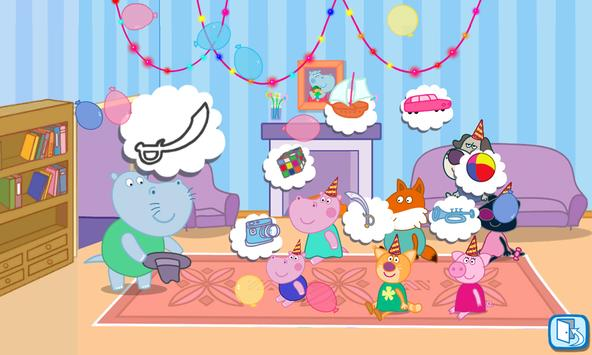 Kids birthday party screenshot 6