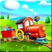 Kids Train icon