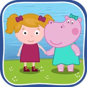 Baby Trip. Animated Puzzles icon