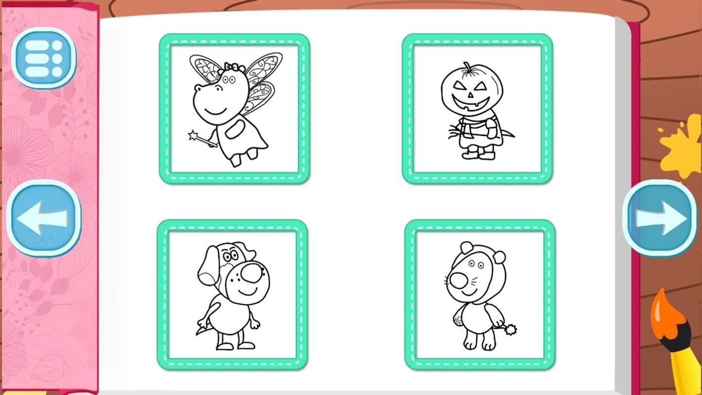 Spiele für Kinder: Malvorlagen APK-Download - Kostenlos Lernspiele ...