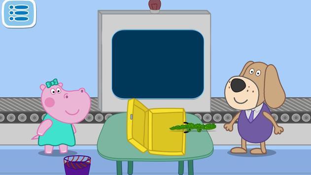 Hippo at the Airport: Adventure screenshot 3