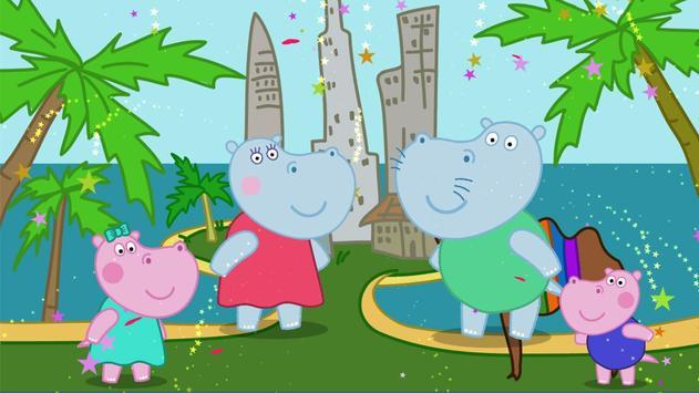 Hippo at the Airport: Adventure screenshot 11