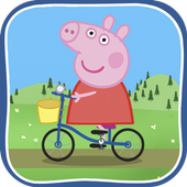Peppa's Bicycle icon
