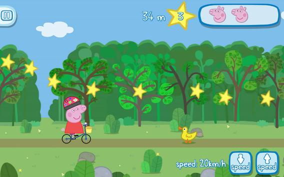 Peppa's Bicycle screenshot 1