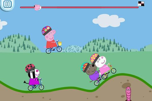 Peppa's Bicycle screenshot 7