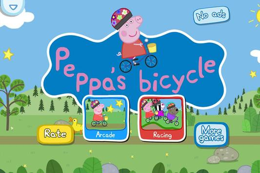 Peppa's Bicycle screenshot 5
