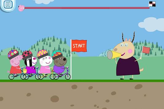 Peppa's Bicycle screenshot 6