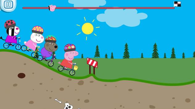 Peppa's Bicycle screenshot 8