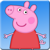 Peppa Pig baby puzzles icon