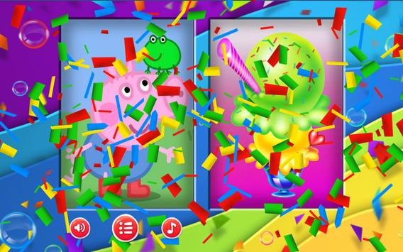 Peppa Pig baby puzzles poster
