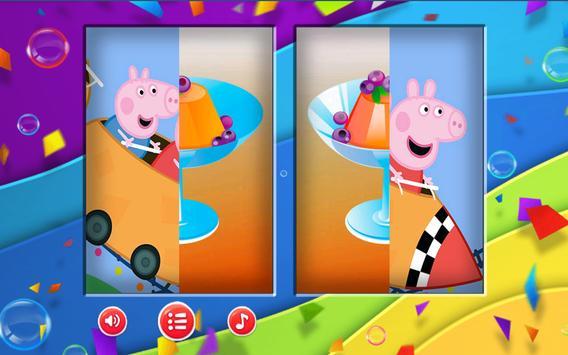 Peppa Pig baby puzzles apk screenshot
