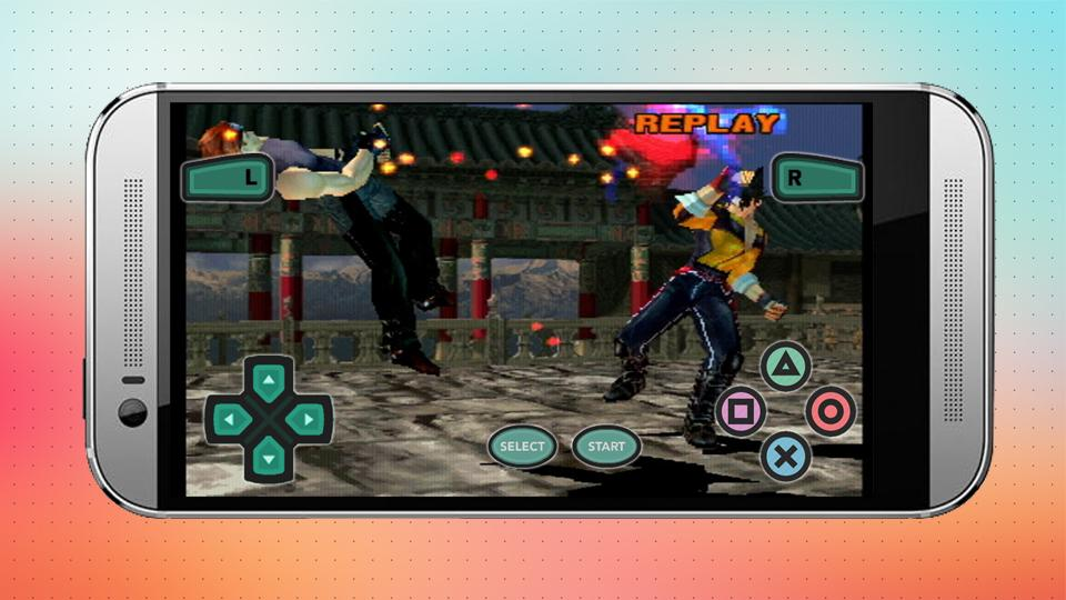 PSone PS1 Emulator for Android - APK Download