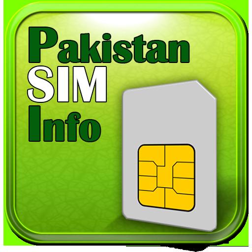 pakistan sim info