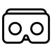 Virtual Reality Pier icon