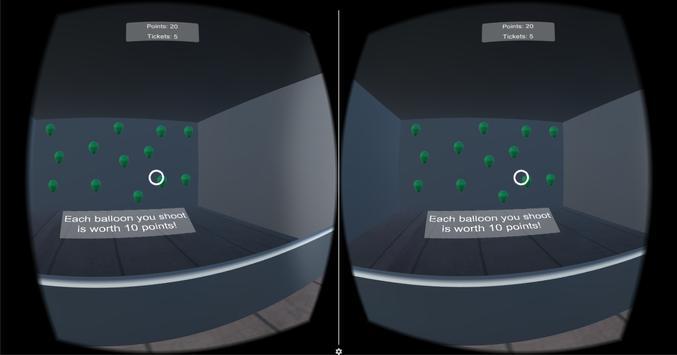 Virtual Reality Pier screenshot 1
