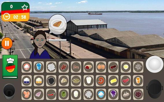 Jogo Culinária Gaúcha screenshot 3