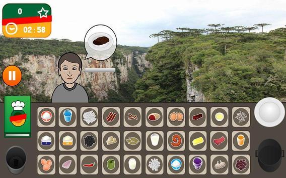 Jogo Culinária Gaúcha screenshot 2