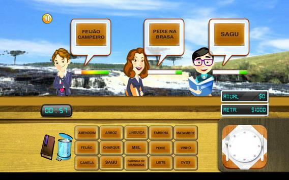 Jogo Culinária Gaúcha screenshot 5