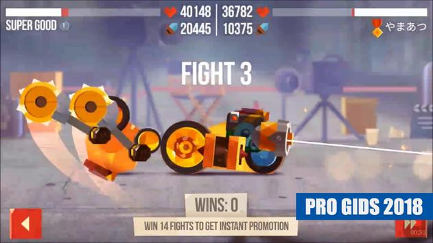CATS Crash Arena Turbo Stars Gids 2018 FREE apk screenshot