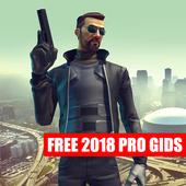 Gangstar New Orleans OpenWorld Gids 2018 FREE icon