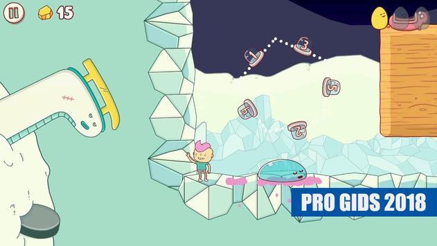 Eggggg - The Platform Puker Gids 2018 FREE apk screenshot