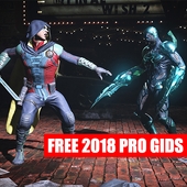 Injustice 2 Gids 2018 FREE icon