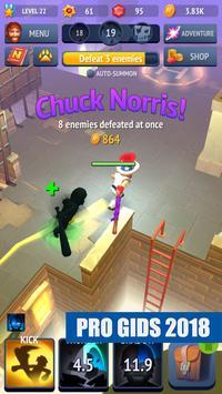 Nonstop Chuck Norris Gids 2018 FREE apk screenshot