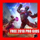 Power Rangers Legacy Wars Gids 2018 FREE icon