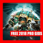 Warhammer 40,000 Freeblade Gids 2018 FREE icon