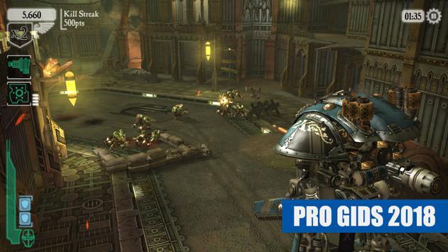 Warhammer 40,000 Freeblade Gids 2018 FREE screenshot 7