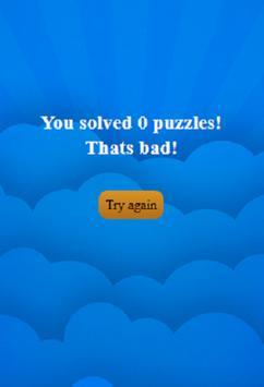 Puzzle Game screenshot 3