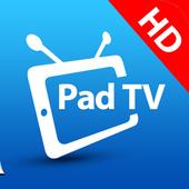 PadTV HD icon