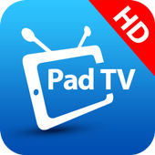 PadTV HD icon