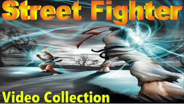 Videos of Street Fighter Games poster